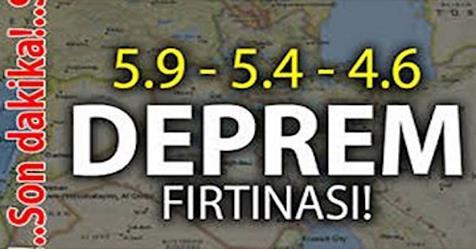 SON DAKİKA BÜYÜK DEPREM HERKES KORKU İÇERİSİNDE ARDI ARKASI KESİLMİYOR