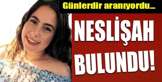 Son Dakika! Tüm Türkiyenin Aradığı Neslişah Bakın Nerede Bulundu…