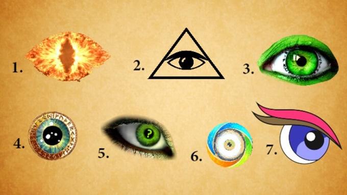 Sadece Bir 'GÖZ' Seçin! Bu Test Bilinçaltınızda Y-atan Gerçekleri Ortaya Çıkaracak!