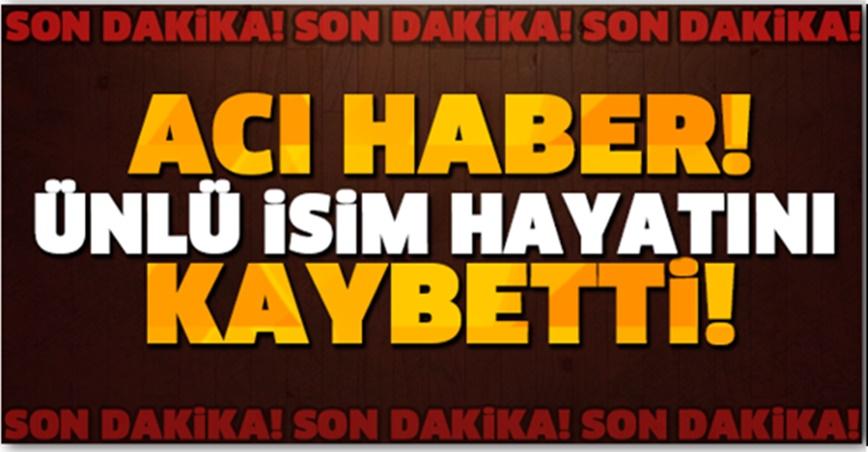 Ünlü İsimden A-c-ı Ha-ber Ge-ldi. Türkiye Ya-sta