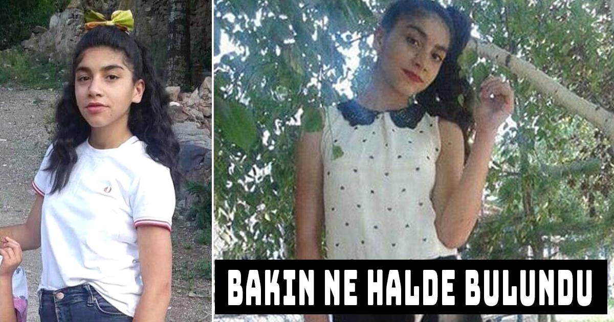 Kızları İçin Kayıp İlanı Verdiler. Bulduklarında Hayatları Karardı