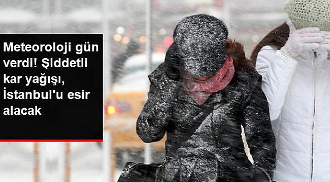 Kar Yağışı, İstanbul'a Yeniden Geliyor