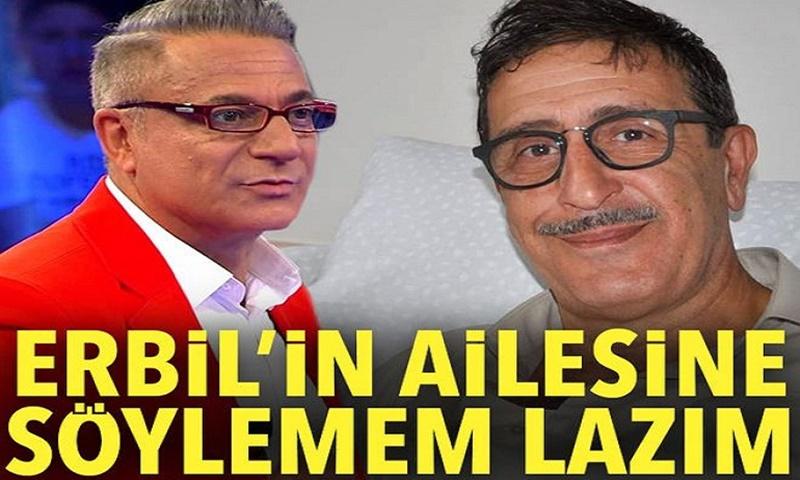 Cem Özer, Mehmet Ali Erbil'i k-omadan çıkardı meğer ailesine gidip söylemiş