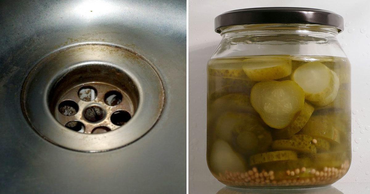 Turşu Suyunun Hiç Tahmin Edemeyeceğiniz 13 Kullanım Alanı