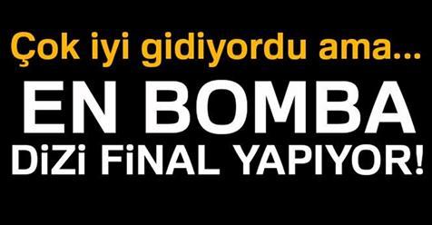 Kimse Beklemiyordu… Bomba Dizi Ekranlar Veda Ediyor!