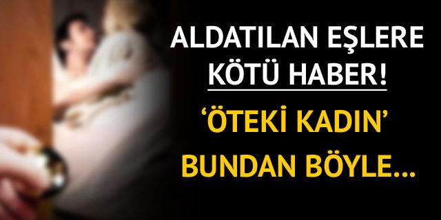ALDATILAN EŞLERE KÖTÜ HABER ÖTEKİ KADIN BUNDAN SONRA ....