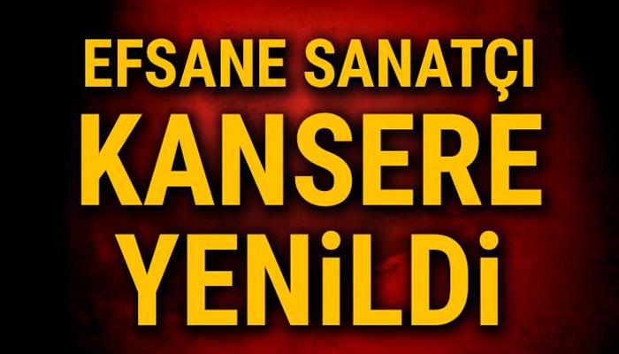 EFSANE SANATÇI K-ANSERE YENİLDİ, H-AYATINI K-AYBETTİ