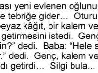 Silgi ve Bilgi…