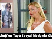 Pınar Altuğ'un Taytı Sosyal Medyada Olay Oldu